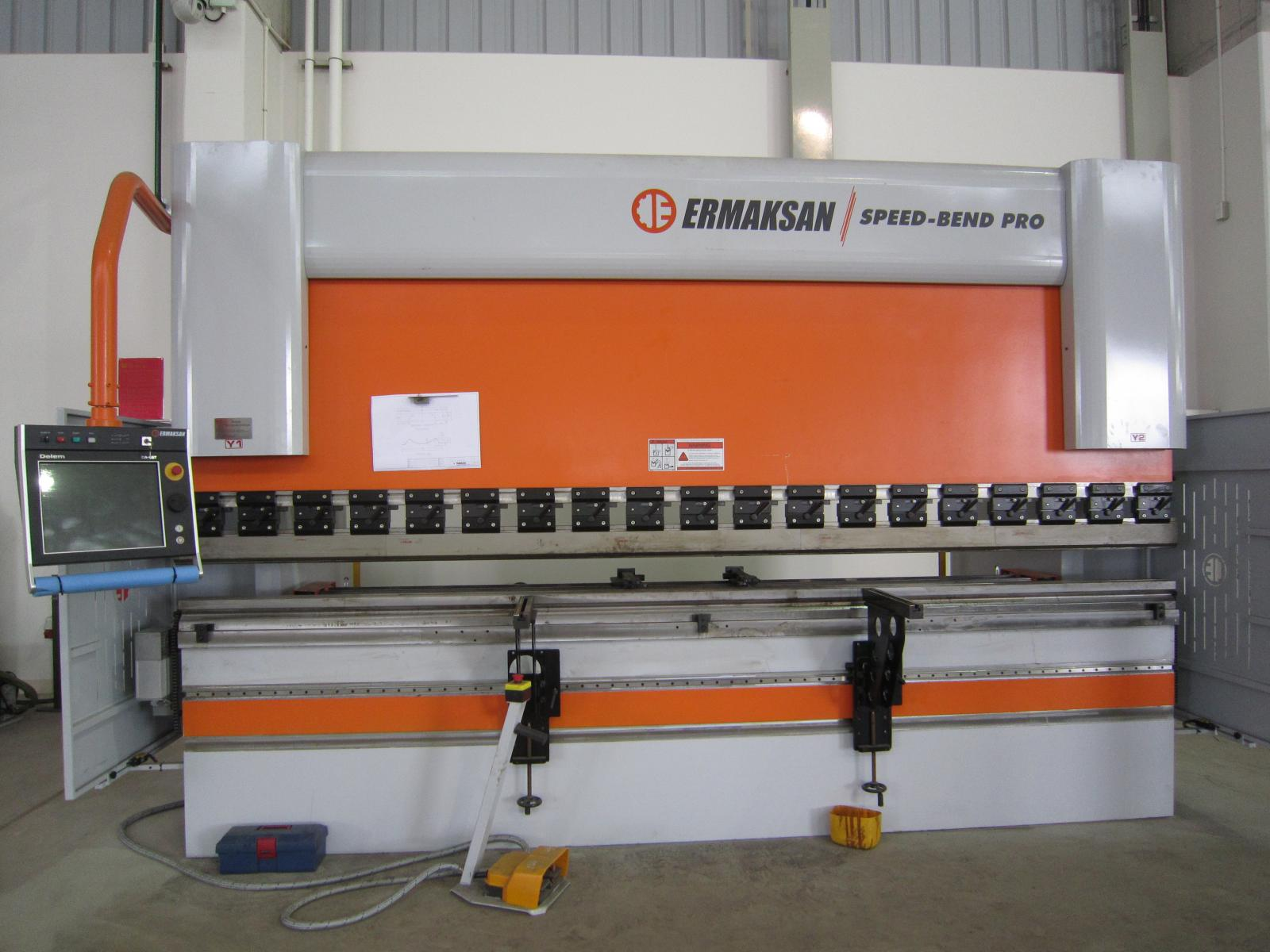 PRESS-BRAKE MACHINE