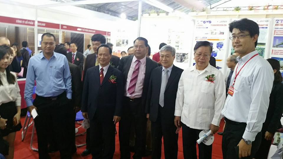 International Exhibition VIETBUILD Hanoi 2017