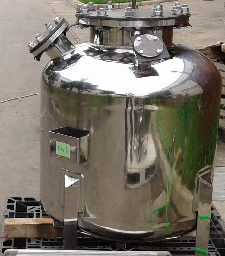 PRESSURE TANK (SUS-304 POLISHING)